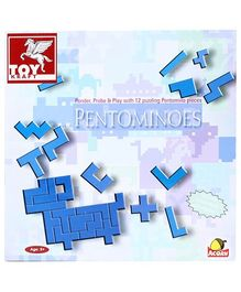 Toy Kraft Puzzle - Pentominoes