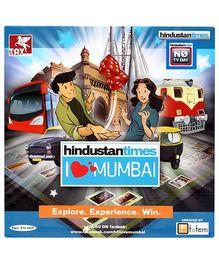 Toy Kraft Travel Game Hindustan Times - I Love Mumbai