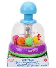 Little Tikes Lights N Sound Spinning Top