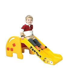 Eduplay Baby Giraffe Slide - Yellow