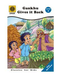 Amar Chitra Katha - Gankhu Gives It Back