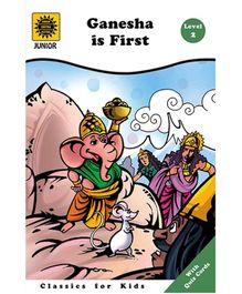 Amar Chitra Katha - Ganesha Is First
