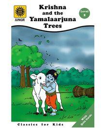 Amar Chitra Katha - Krishna & The Yamalaarjuna Trees