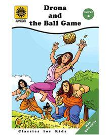 Amar Chitra Katha - Drona & The Ball Game