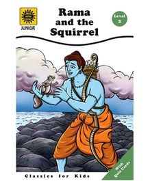 Amar Chitra Katha Rama And The Squirrel