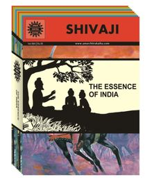 Amar Chitra Katha - The Essence Of India Collection