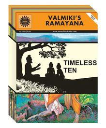Amar Chitra Katha Timeless Ten - English