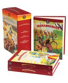 Amar Chitra Katha Mahabharata - English