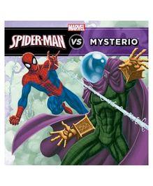 Scholastic Book Spider Man Vs Mystrerio - English