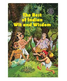 Amar Chitra Katha The Best Of Indian Wit And Wisdom - English