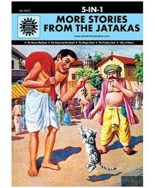 Amar Chitra Katha - Stories from the Jatakas