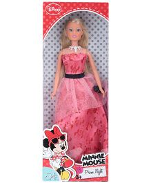 Simba Steffi Love Minnie Mouse Prom Night - Height 30 cm