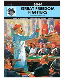 Amar Chitra Katha - Great Freedom Fighters