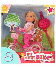 Evi Love My First Bike - Height 12 cm