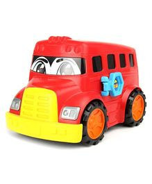 Dickie Happy City Bus - Red