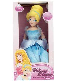 Disney Dancing Sleeping Beauty Blue - Height 29 cm