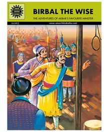Amar Chitra Katha - Birbal The Wise