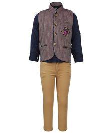 Noddy 3 Piece Party Suit