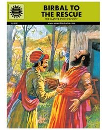 Amar Chitra Katha Birbal To The Rescue - English