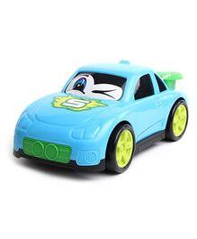 Dickie Happy Runner Car - Blue