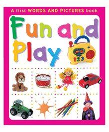 Parragon Book Fun And Play - English