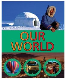 Parragon Knowledge Book Our World - English