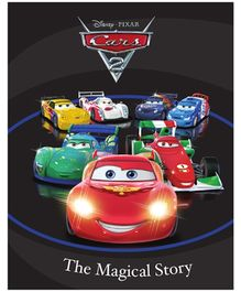 Parragon Disney Cars 2 The Magical Story - English