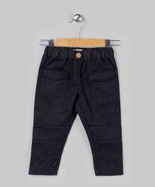Carbon Black Versatile Pants