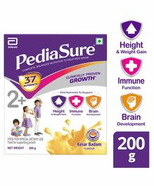 PediaSure Kesar Badam Refill Pack - 200 gm