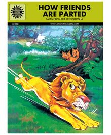Amar Chitra Katha How Friends Are Parted - English