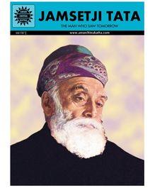 Amar Chitra Katha Jamsetji Tata - English