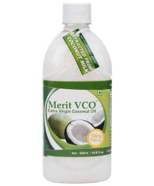 Merit Virgin Coconut Oil - 500 ml