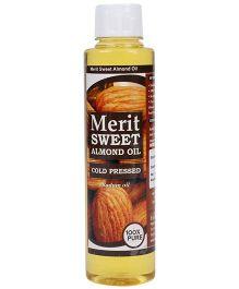 Merit Sweet Almond Oil - 250 ml