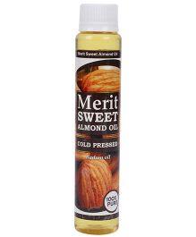 Merit Sweet Almond Oil 100ml
