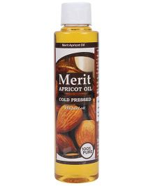 Merit Apricot Oil - 250 ml