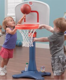 Step2 Shootin Hoops Jr Basketball Set