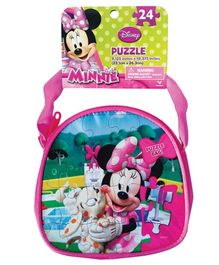 Cardinal Gates Carry And Go Minnie Puzzle - 24 Pieces