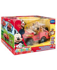 IMC Toys  Disney MMCH Radio Controlled Car Mickey Adventures