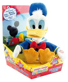 IMC Toys Disney Quack Quack Donald Soft Toy - Height 30 cm