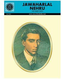 Amar Chitra Katha Jawaharlal Nehru - English