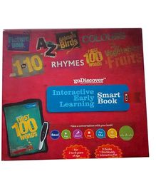 Interactive Early Learning Smart Book