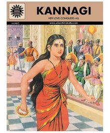 Amar Chitra Katha Kannagi - English
