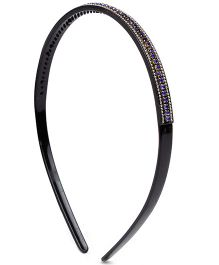 Stol'n Hair Band Diamond Design - Blue Diamond
