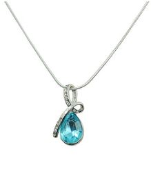 Diovanni Crystal Necklace - Mystery Diva from Downtown