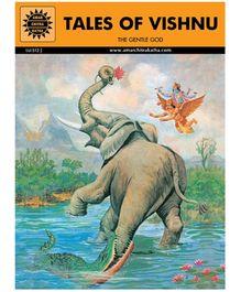 Amar Chitra Katha Tales of Vishnu