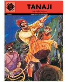 Amar Chitra Katha - Tanaji
