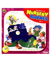 Gipsy Video The Best of Nursery Rhymes Volume 4 - VCD