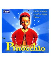 Gipsy Video The Adventures Of Pinochhio-VCD