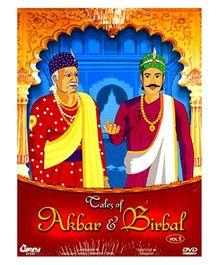 Gipsy Video Tales of Akbar And Birbal Volume 1 DVD - Multi Lingual Language
