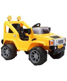 Marktech Hulk Junior Jeep Sunny Yellow